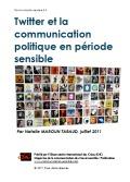 Twitter et la communication politique